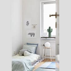 » Subtle Blue Hues In The Kids' Rooms