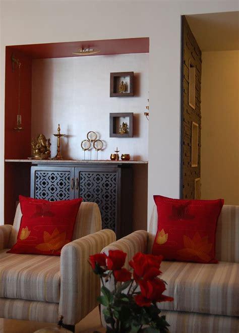 india home decor contemporary minimalist and simple deity space mandir