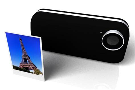 polaroid printer iphone iphone 4 with polaroid printer gadgetsin