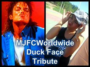 MJFCWorldwide Duck Face Tribute | Michael Jackson Official ...