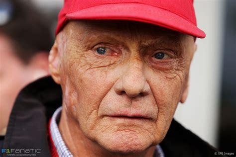 Niki Lauda, Mercedes, Sochi Autodrom, 2016 · F1 Fanatic
