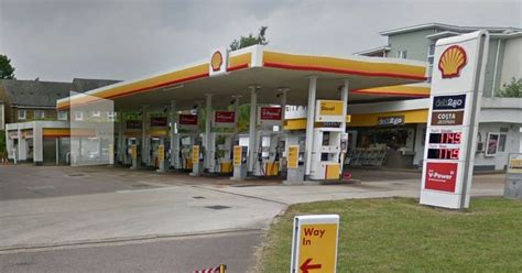 The Shell Petrol Station In Tunbridge Wells Is Going To