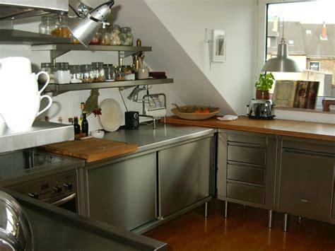 Ikea Küchen Vorschläge by Edelstahl K 252 Che 58 Elegante Beispiele Archzine Net