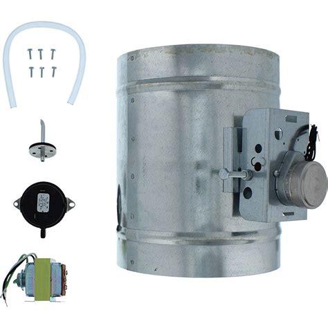 Zephyr Kitchen Parts by Zephyr 6 Quot Make Up Air Der Kit For Zephyr Range Hoods