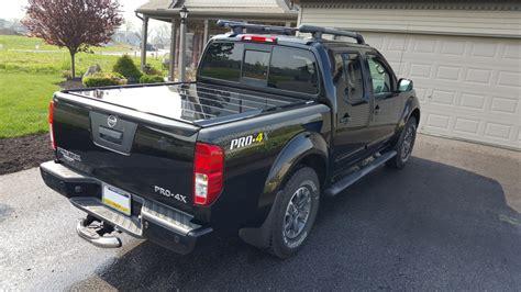 nissan frontier bed cover peragon retractable truck bed covers for nissan frontier