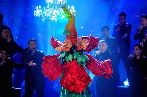 bunga raya aina abdul juara  masked singer malaysia artikel gempak