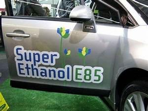 Liste Vehicule Roulant E85 : eau ou bio thanol faudra t il choisir ~ Maxctalentgroup.com Avis de Voitures
