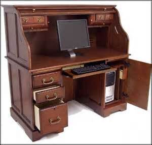 roll top computer desk on pinterest computer desks