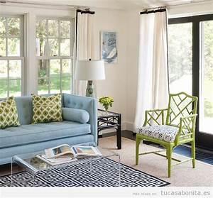 Ideas para decorar salas de estar y comedores modernos