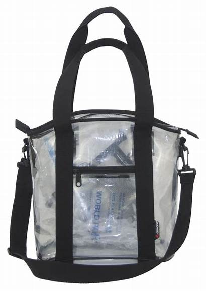 Transparent Bag Tote Clear Bags Amaro Planet