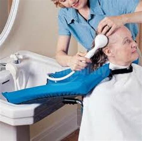 Portable Sink For Hair Salon by Hair Washing Tray For Sink Deluxe Local Mobility