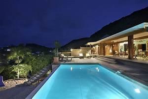 villa de luxe villa piscine de nuit1 location espagne villas With maison a louer en espagne avec piscine 17 geographie de lespagne les cartes de lespagne