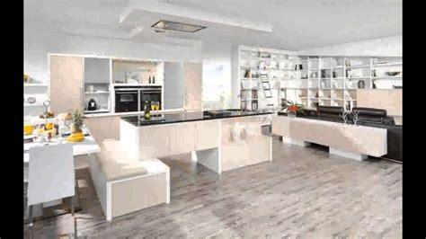 kueche und wohnzimmer  einem design youtube