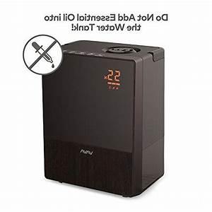 Vava 5l Warm And Cool Mist Ultrasonic Humidifier