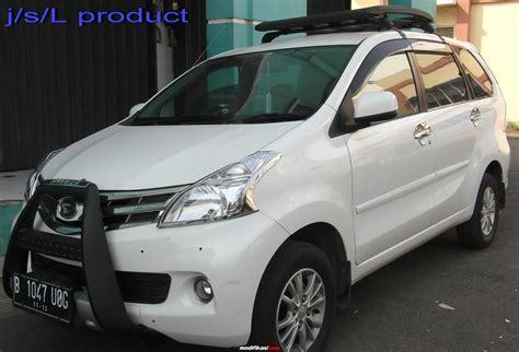 Modifikasi Xenia All New by 94 Modifikasi Mobil All New Avanza 2012 2018 Modifikasi