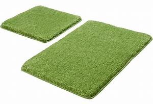 Badteppich Set Grün : kleine wolke badteppich relax kiwigr n set 2 teilig jubil ums angebot 2 teilig ebay ~ Markanthonyermac.com Haus und Dekorationen