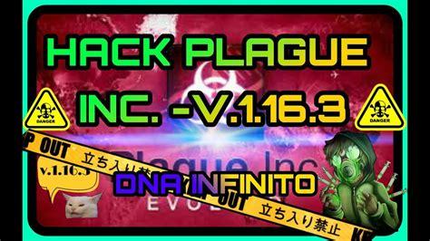 hack de plague  dna infinitotodo desbloqueado