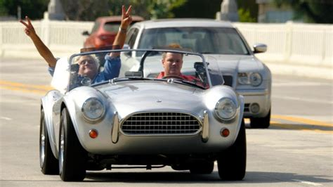 Ferrari,' which premieres on friday, will shine the spotlight on legendary texas car designer carroll shelby, who is played by damon. Jay Leno talks 'Ford v Ferrari' with Matt Damon, who plays Carroll Shelby in new racing movie ...