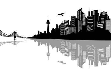 city landscape wallpaper brush pack  photoshop
