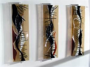 Glass wall art fabiana ferraro
