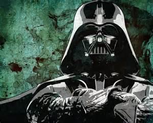Star Wars Darth Vader Pop Art