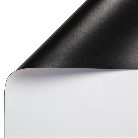 flexiwhite finished edge projector screen