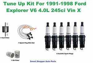 Tune Up Kit For 1991