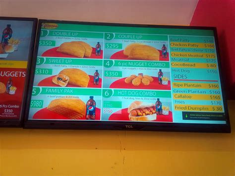 cuisine tv menut menu tastees hwt food and eats