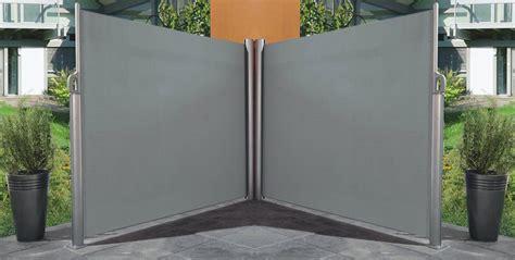 Brise vue double retractable brise vue hauteur 3m   Chromeleon