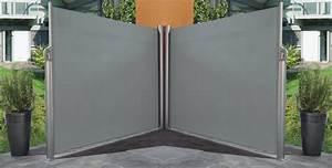 Cache Vue Jardin : brise vue retractable 5m cache vue pour jardin chromeleon ~ Melissatoandfro.com Idées de Décoration
