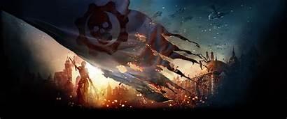 Gears War Desktop Judgement Wallpapers Backgrounds Games