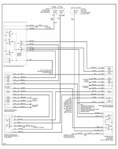 Wiring Diagram For 08  Power Folding Mirrors