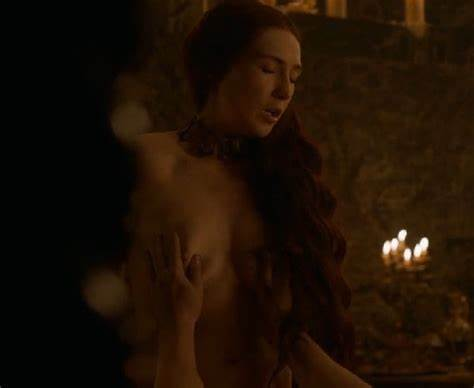 The Lady From Play Of Thrones