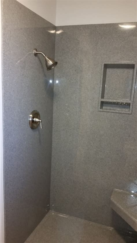 Onyx Solid Surface Shower Walls   ulsga