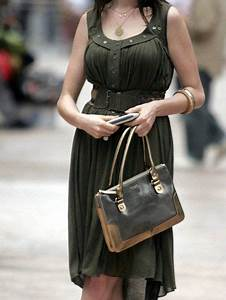 Calvin Klein Cotton Voile Jersey Dress Clothes