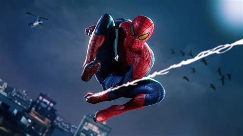 2560x1440 Spiderman Remastered Ps5 1440p Resolution Hd 4k
