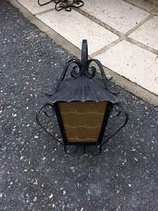 Lampe D Extérieur : lampe d 39 ext rieur luckyfind ~ Teatrodelosmanantiales.com Idées de Décoration