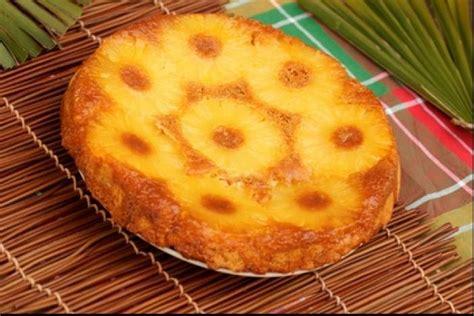 dessert avec de l ananas recette de g 226 teau 224 l ananas facile et rapide