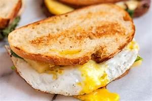 Garlic My Soul • Grilled Cheese Week: Savory Fried Egg