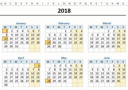 Calendar Template Excel Yearly Monthly Templates Demo