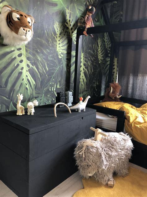 kinderkamer leger thema woonkamer decor ideeen