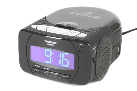 radio r 233 veil thomson cr 460 cd cr460cd 2355779 darty