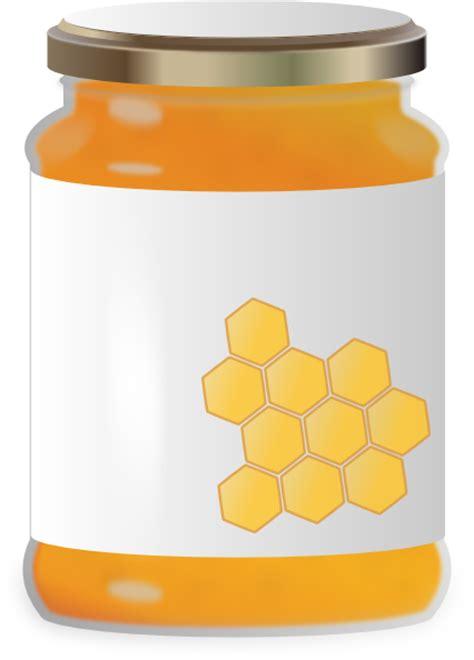 honey jar clip art  clkercom vector clip art