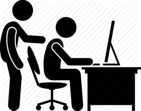 Colleague, Computer, Consult, Help, Office, Teaching, Work
