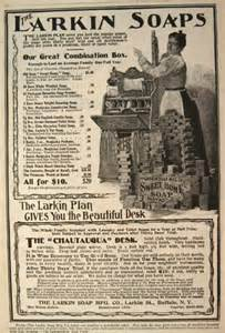 1898 larkin soap ad chautauqua desk vintage magazine ads