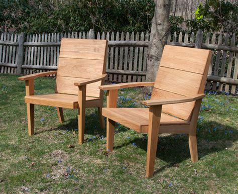 outdoor chair cherry brook woodworks