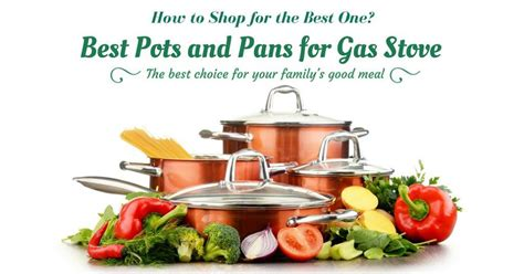gas stove pans pots cooking sets cookware cook benefits natural