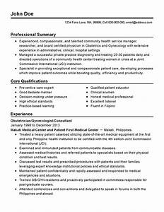 cover letter for ob gyn position 28 images resume With cover letter for ob gyn position