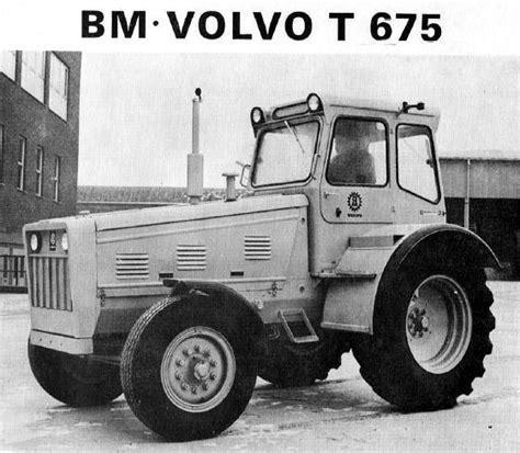 bm volvo   industrial tractor construction plant