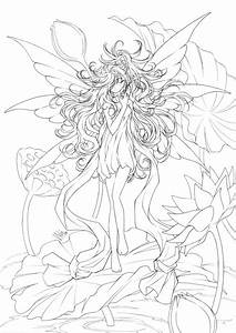 Anime Coloring Pages For Adults Bestofcoloringcom